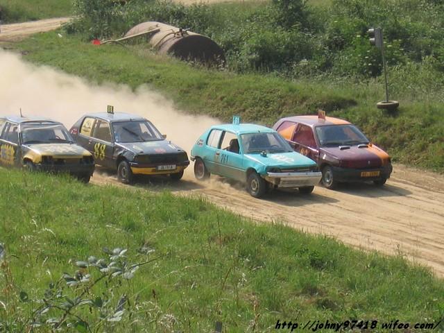 Carcross à la Villeneuve (Dépt 60 en juin 2006)