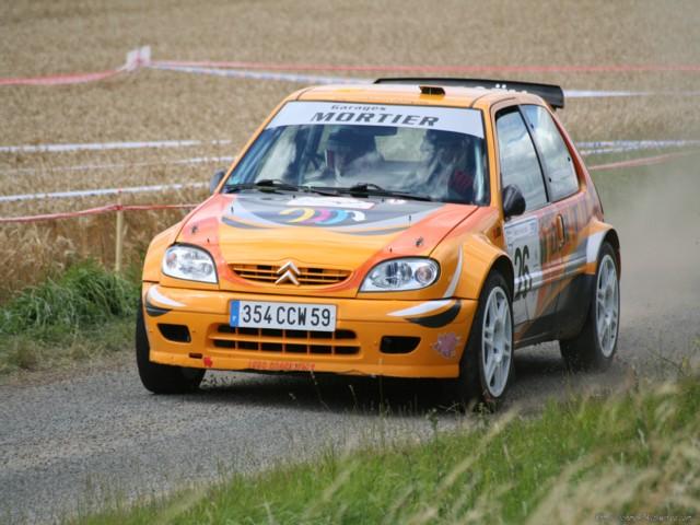 Rallye des Routes Picardes le 20-07-2008 à Brouchy (02)